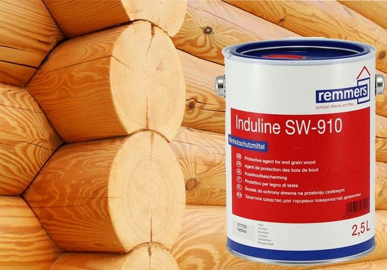 Средство защиты торцов - Remmers Induline SW-910
