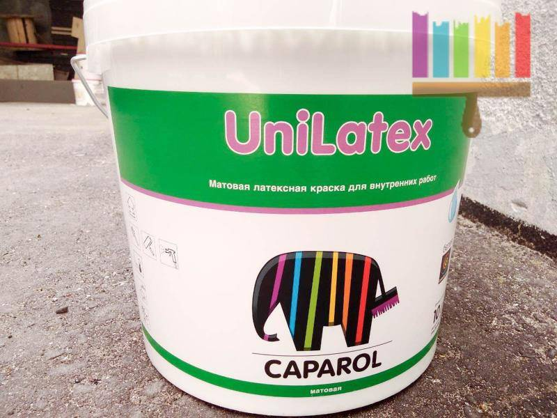 caparol unilatex. Фото N3