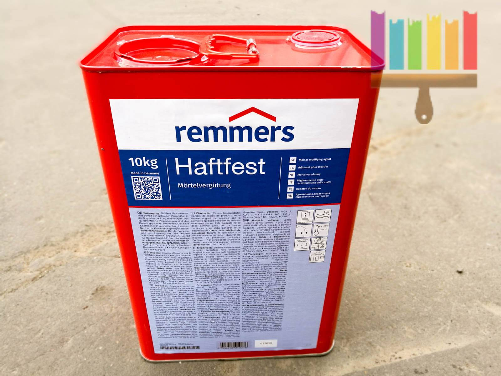remmers haftfest. Фото N4