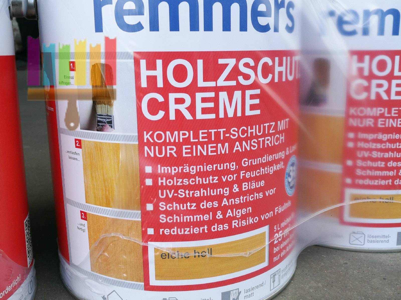 remmers holzschutz-creme. Фото N3