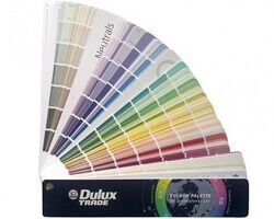 Цвета Дюлакс Dulux Trade colour