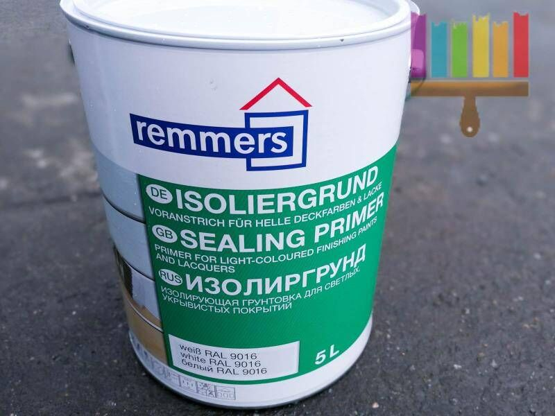 remmers isoliergrund. Фото N6