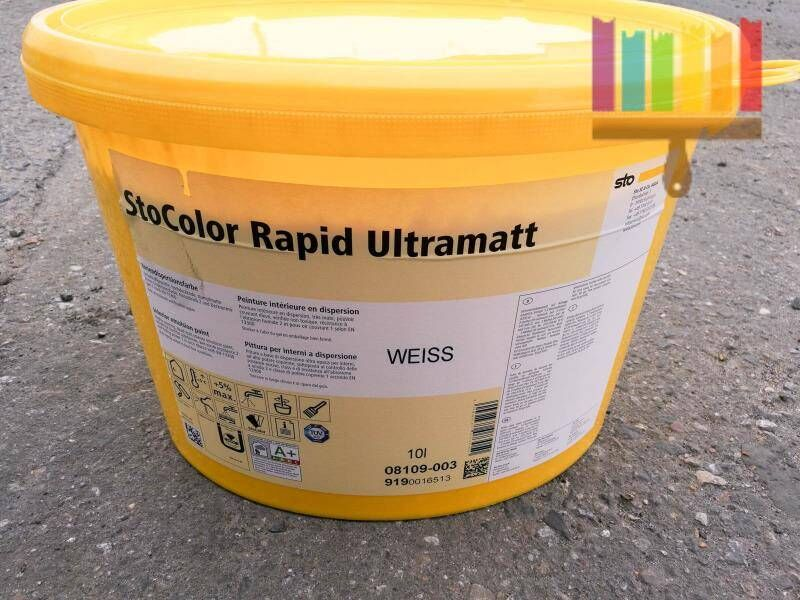 stocolor rapid ultramatt. Фото N2