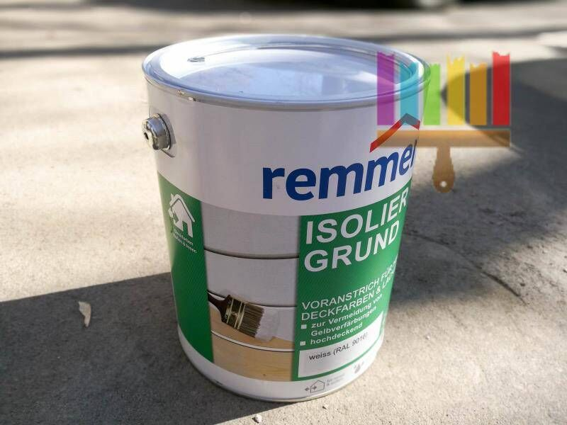 remmers isoliergrund. Фото N5