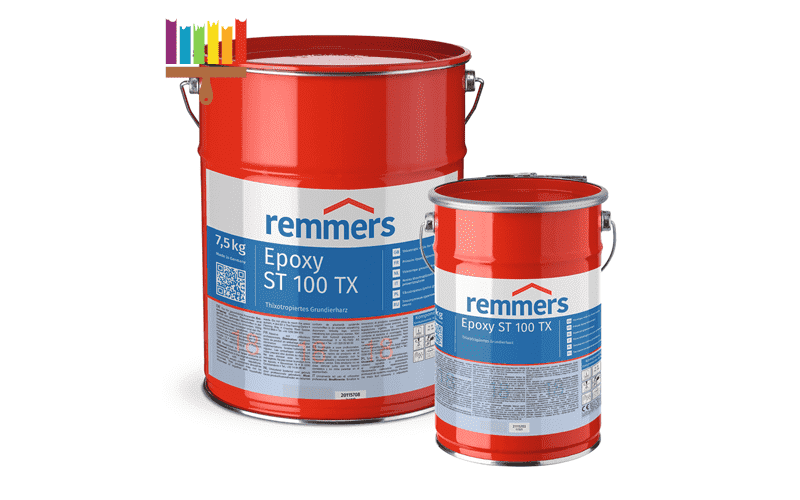 remmers epoxy st 100 tx