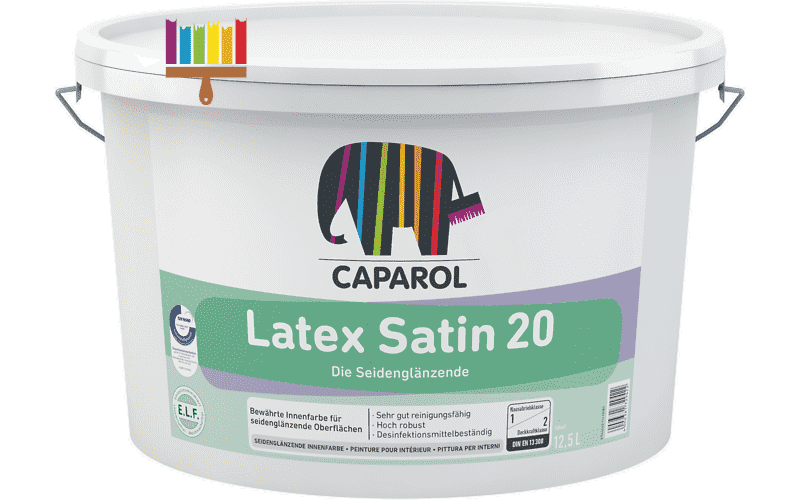 caparol latex satin 20