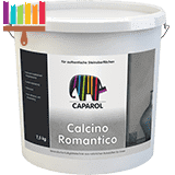 capadecor calcino romantico