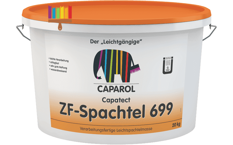 capatect zf spachtel 699