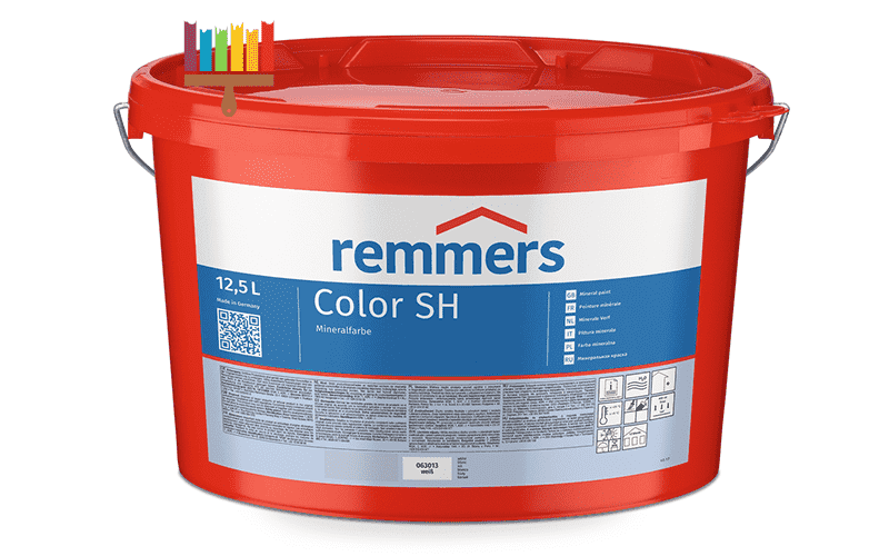 remmers color sh (silikatfarbe d)