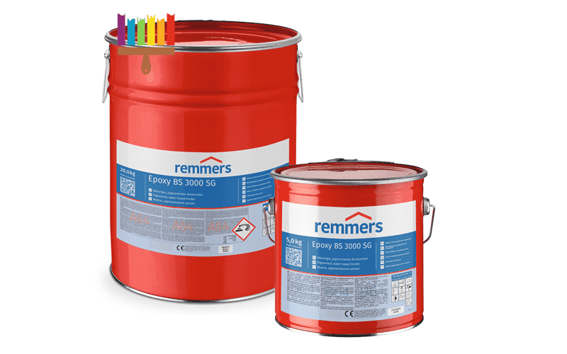 remmers epoxy bs 3000 sg new