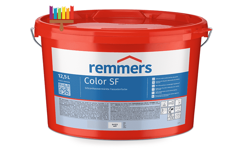remmers color sf (siliconfarbe sf)