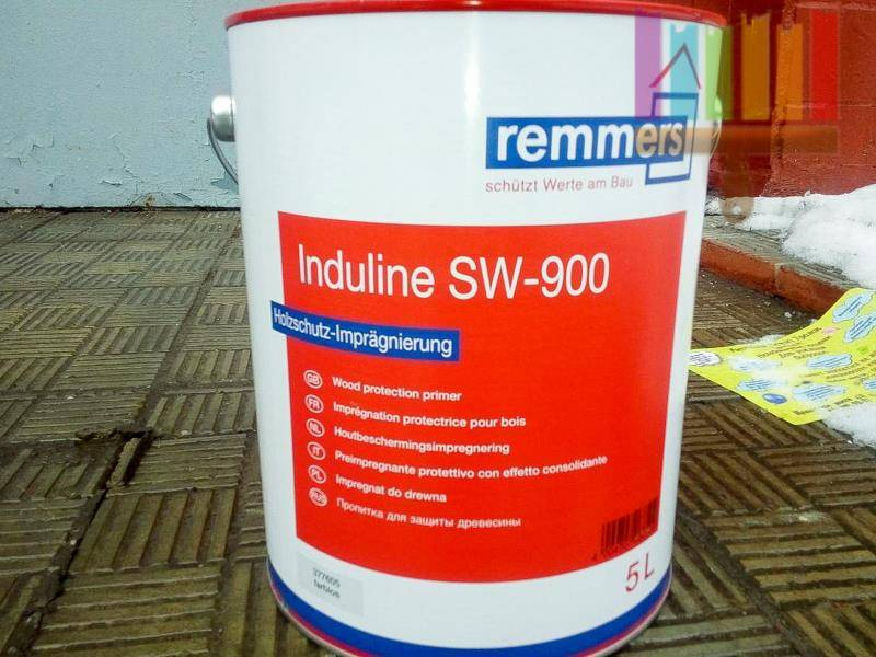 remmers induline sw 900. Фото N2