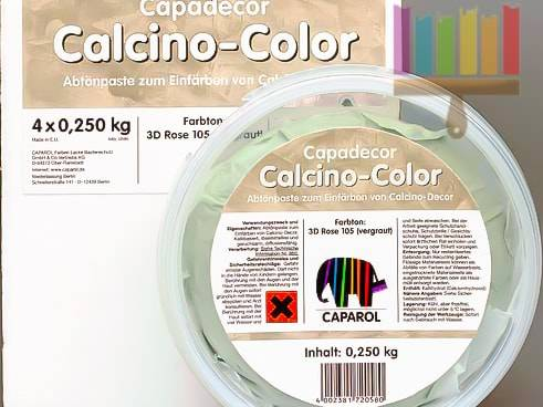 capadecor calcino color. Фото N2