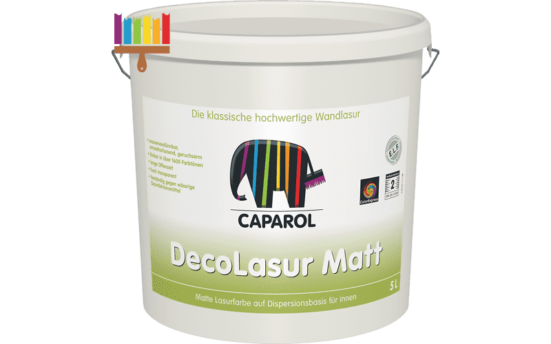 capadecor decolasur matt