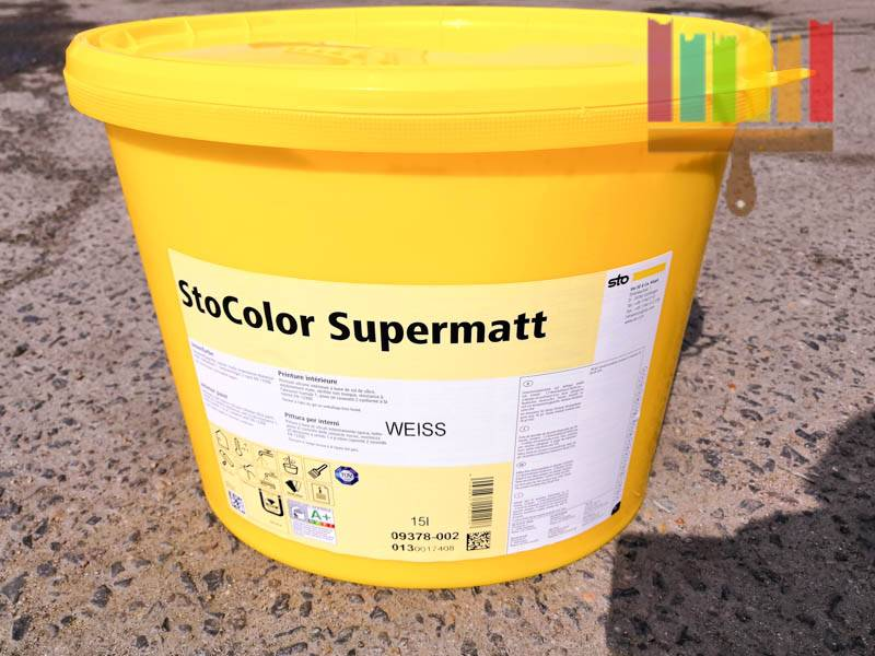 stocolor supermatt. Фото N5