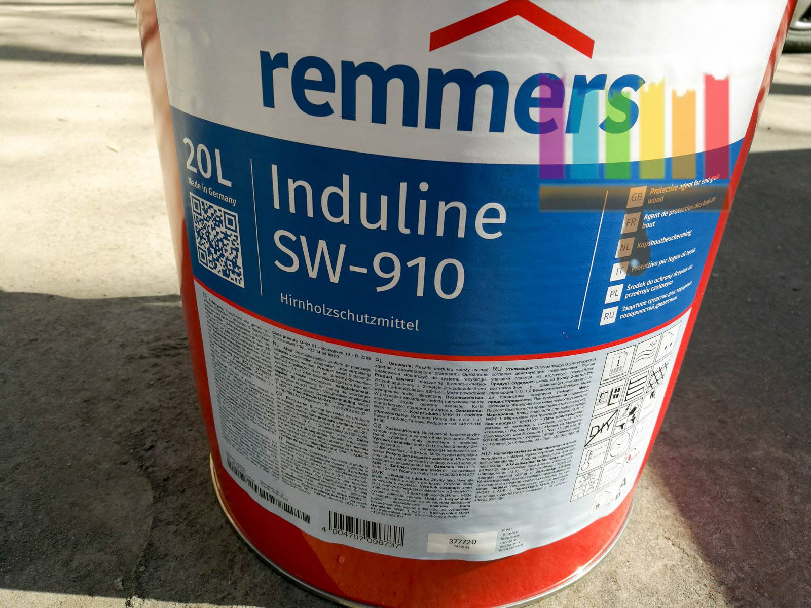 remmers induline sw 910. Фото N5