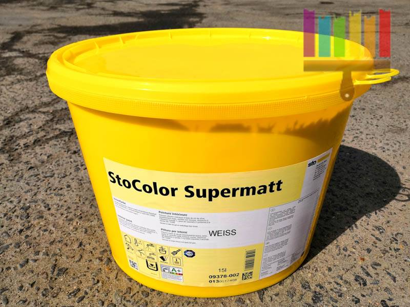 stocolor supermatt. Фото N2