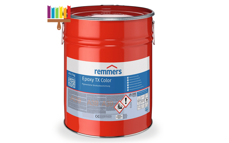remmers epoxy tx color