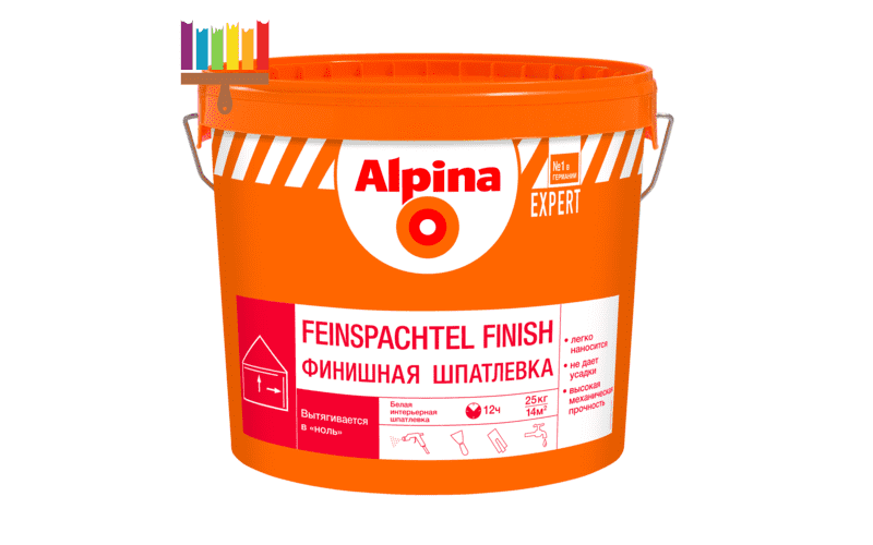 alpina expert feinspachtel finish