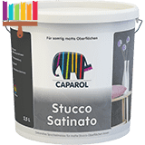 capadecor stucco satinato