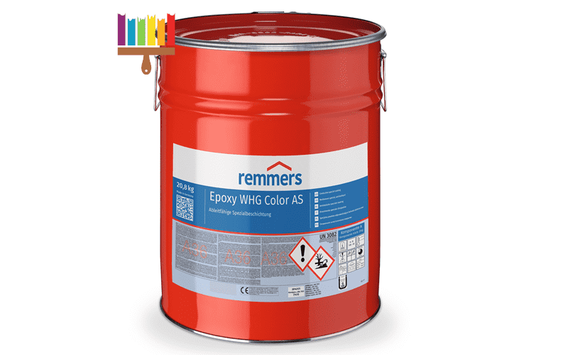 remmers epoxy whg color as