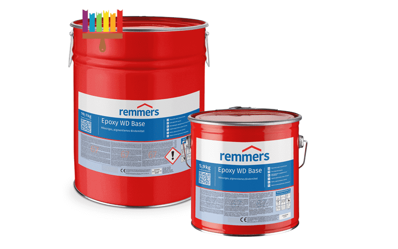remmers epoxy wd base